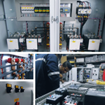 Electrical Panel Design and Assembly